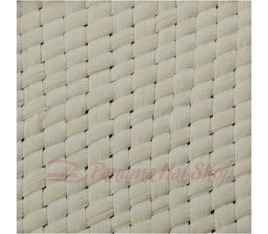 Cuenca Fedora Clássico - Branco / Grau 12