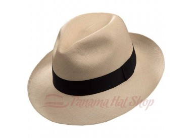 Travel Hat - Fedora Panama Hat