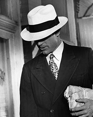 Hollywood actors wearing panama hats